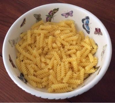 Alexis's Gluten Free Adventures: Barilla Gluten Free Pasta