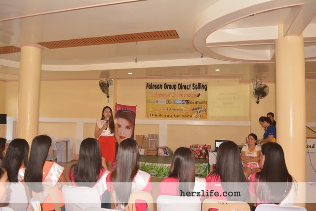 Personality Development Demonstration
