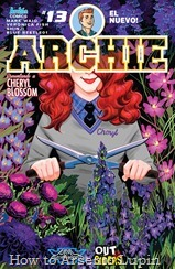Archie (2015-) 013-000