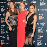 OIC - ENTSIMAGES.COM - Natalie Pinkham, Sarah-Jane Mee and Zoe Hardman at the  the BT Sport Industry Awards at Battersea Evolution, Battersea Park  in London 30th April 2015  Photo Mobis Photos/OIC 0203 174 1069