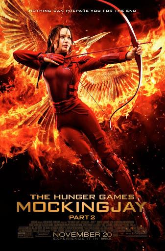 The Hunger Games: Επανάσταση - Μέρος 2 (Mockingjay – Part 2) Poster