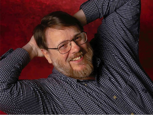 Email. Should we thank Ray Tomlinson?