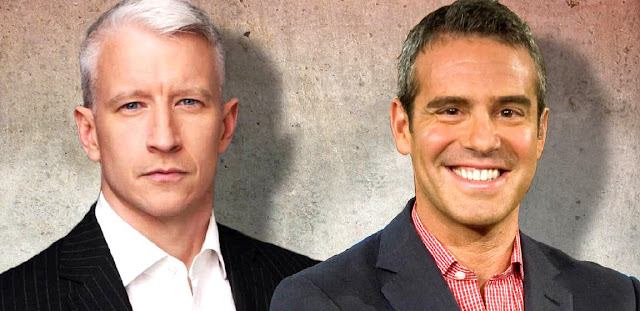 Anderson Cooper & Andy Cohen to Benefit OneOrlando Fund