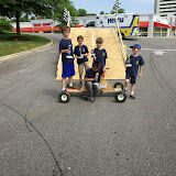 Pack 361 at Pit Row