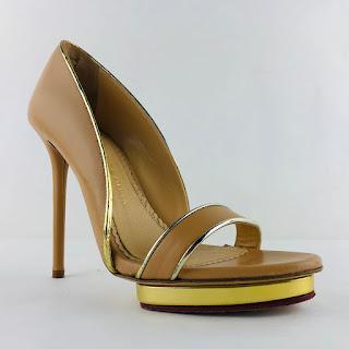 Charlotte Olympia Peep-toes