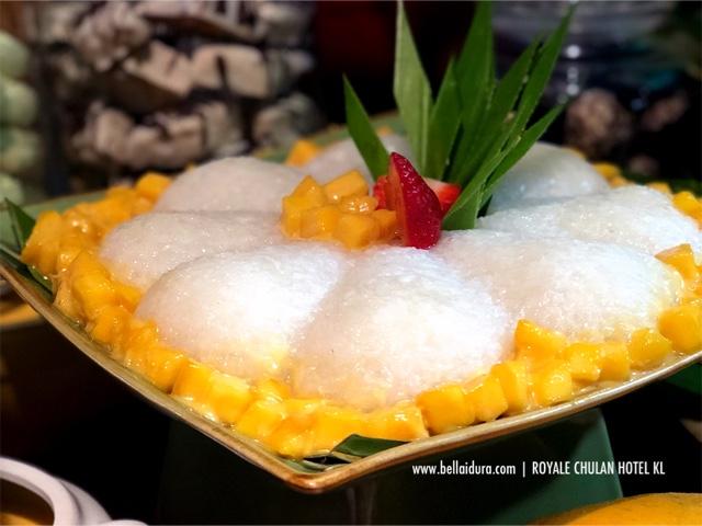 royale chulan, makanan berbuka sedap