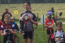 Jess third at Welsh Cyclocross