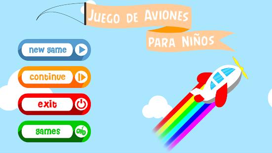 Juego de Aviones para Niños - náhled