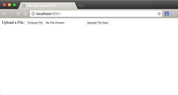 Membuat Uploading  File  / File Upload Menggunakan PHP