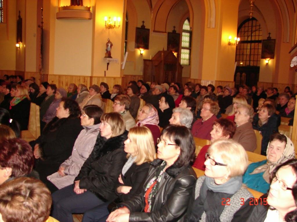 Klecza Dolna, drugi dzień rekolekcji, 22.03.2015 - DSC00531.JPG