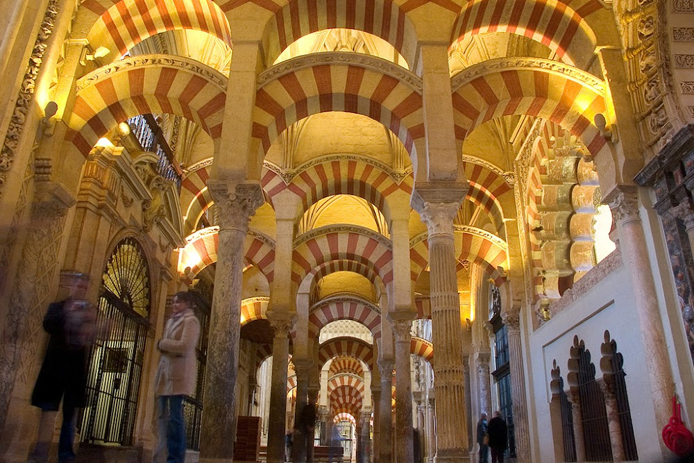 islamic spain The high middle ages in islamic spain (al-andalus) is often described as a  golden age in which jews, christians and muslims lived in harmony.