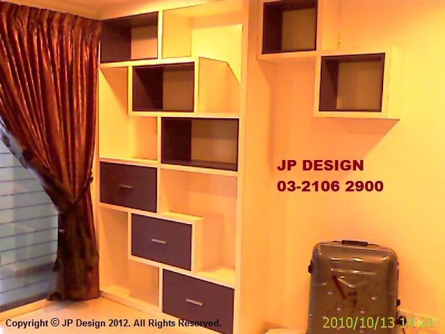 bookshelf design malaysia