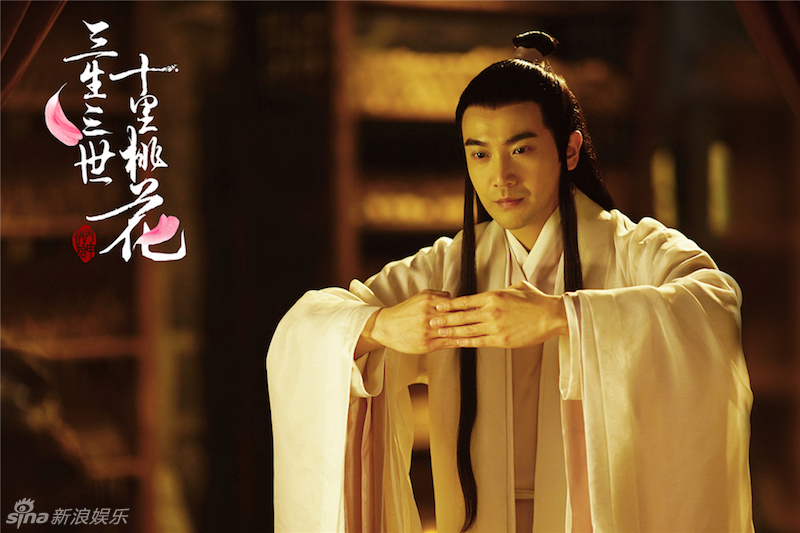 Three Lives Three Worlds Ten Miles of Peach Blossoms China Drama