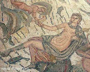 Greek Sea Gods Image
