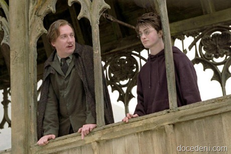 Harry e Lupin