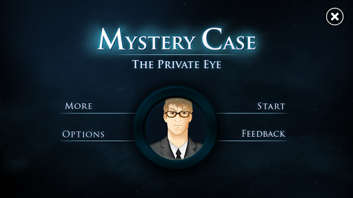 Mystery Case: The Private Eye