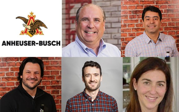 Anheuser-Busch Welcomes Four New Members to Executive Leadership Team