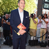 OIC - ENTSIMAGES.COM - David Walliams at the  The Car Man - VIP night  Sadler's Wells Theatre London 19th July 2015 Photo Mobis Photos/OIC 0203 174 1069