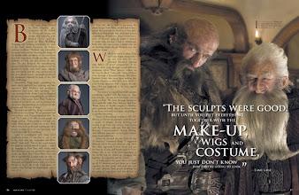 Photo: Make-Up Artist magazine #100