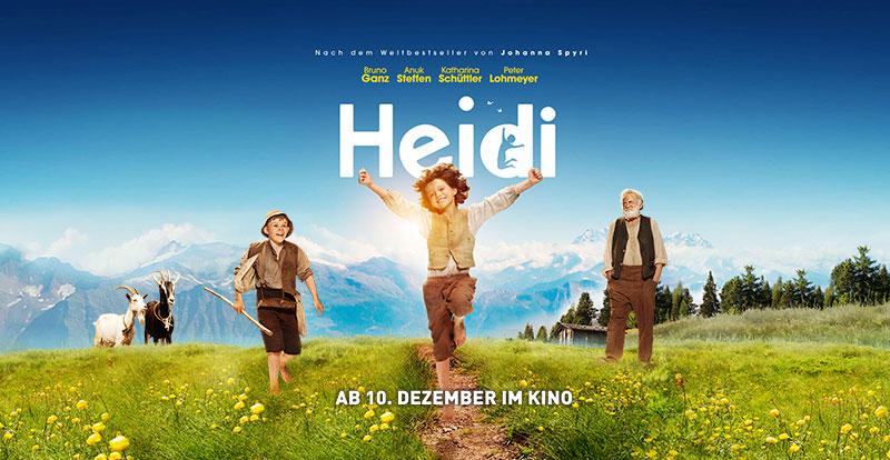Χάιντι (Heidi) Wallpaper