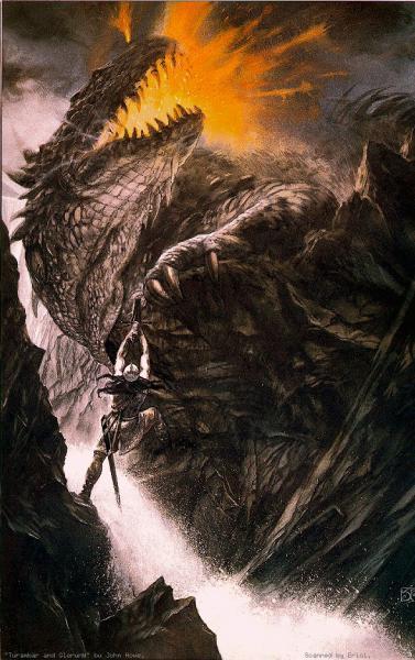 Glorund, Evil Creatures 2