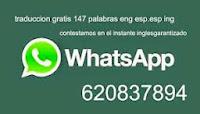 whatsapp automatic llamada murcia