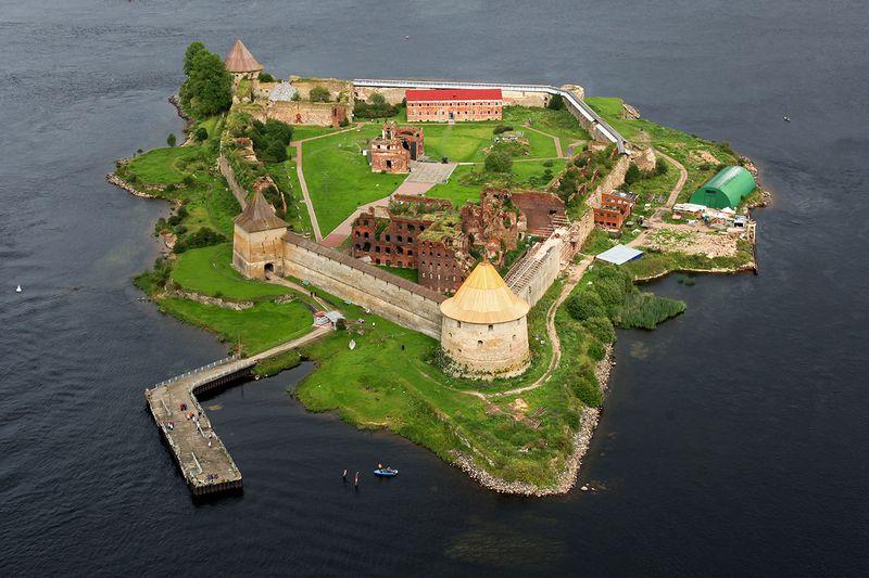 крепость Шлиссербург