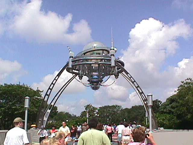 2500Magic Kingdom Entrance