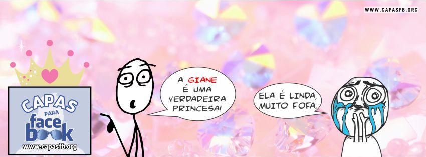 Capas para Facebook Giane