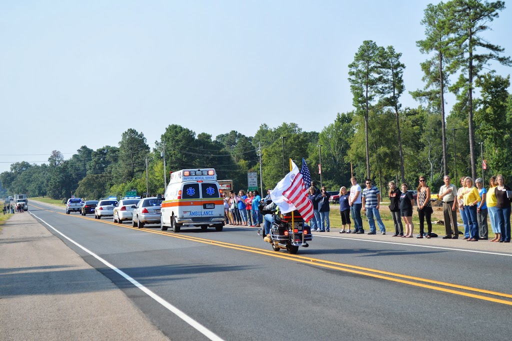 Honoring Sergeant Young Procession - DSC_3216.JPG