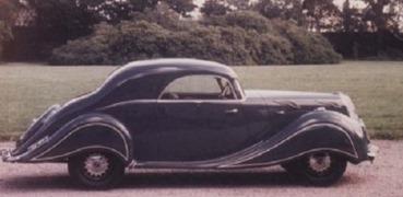 Panhard 1936 coupé X76