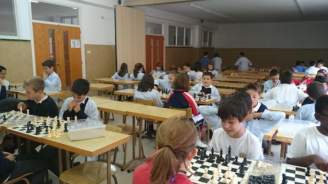 Resultado de imagen de ajedrez santa ana zaragoza
