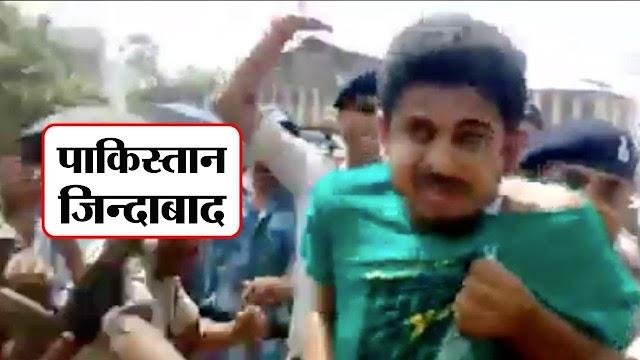 दिल्ली में लगे पाकिस्तान जिंदाबाद के नारे, पुलिस ने कर दिया कुछ ऐसा