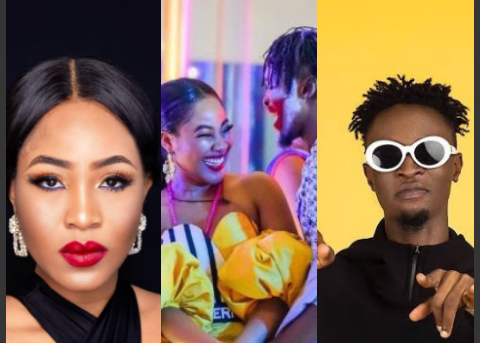 BBNaija : Watch The Moment Laycon Curved Erica Stylishly On The Dance Floor (Video)