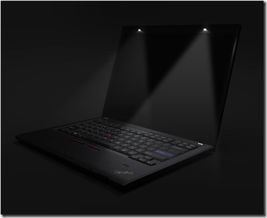 ThinkPadin ThinkLight tuplana <3