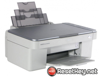 Epson RX530 Waste Ink Counter Reset Key