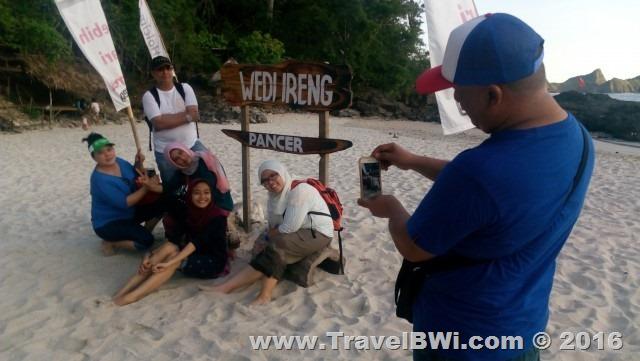 Paket Tour Wisata Travel BWi Banyuwangi - Wedi Ireng