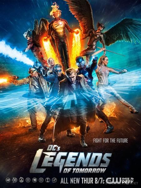 Huyền thoại của ngày mai (Phần 1) - DC's Legends of Tomorrow (Season 1) 2016