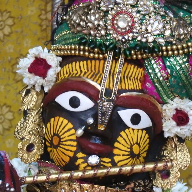 Radha Govind Devji Deity Darshan 02 Mar 2016 (3)