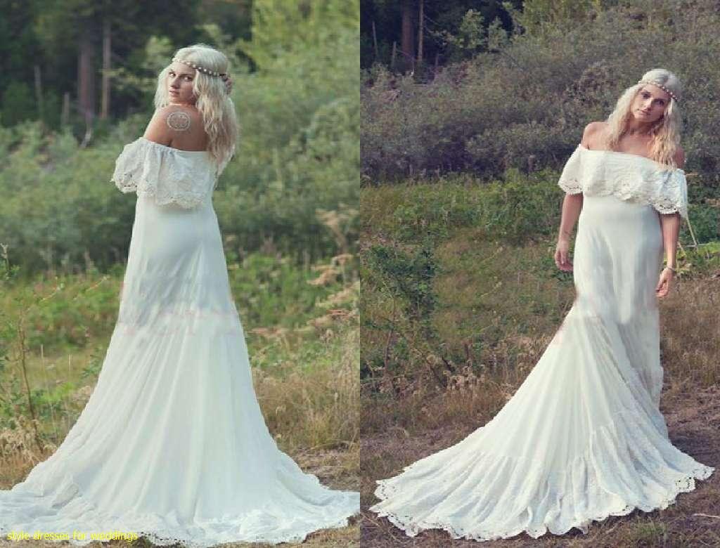6117626e0ef7 2015 Bohemian Styles A Line Chea - Hippie Style Wedding Dresses For Sale