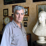 Yuri Epatko. Russian Art Historian & Art Collector. St.Petersburg, Russian Federation, 2003