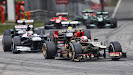 Romain Grosjean, Lotus E21