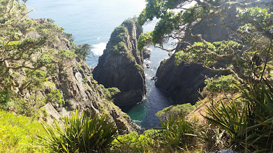 Photo: Cove on north of Urupukapuka Island.