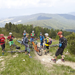 Manfred Strombergs Enduromania Tour Dolomiten - Bozen 29.06.16