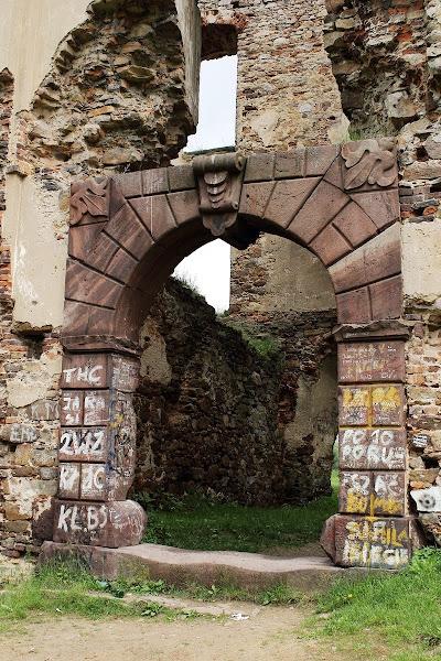 Ruiny Zamku Bodzentyn