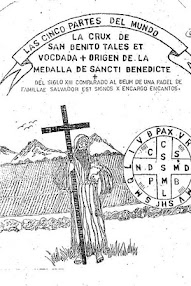 Cover of Saint Benedict's Book The Small Book of Saint Benedict (in Latin)