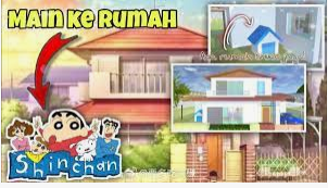 ID Rumah Shinchan di Sakura School Simulator Cek Disini