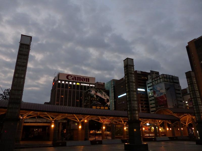 Taipei Main Station, 05.45 am