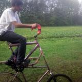 Na pikniku rowerowym z anarchistami