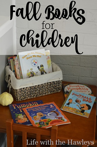 Fall Books For Children